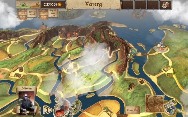 Merchants of Kaidan Screenshot