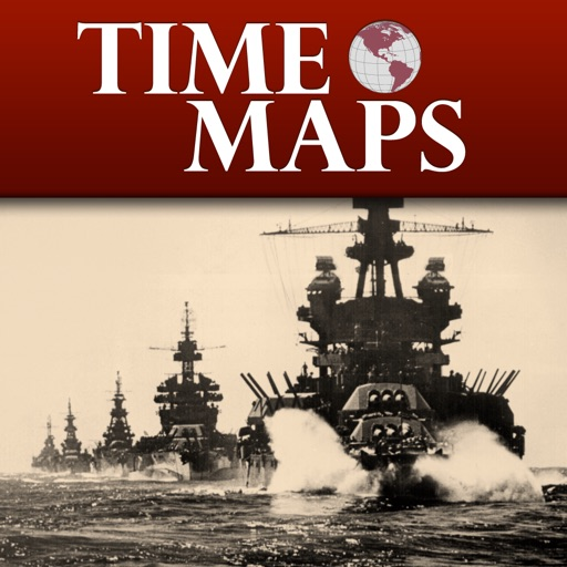 TIMEMAPS World War 2 – Interactive History Maps, Battles and Key Characters