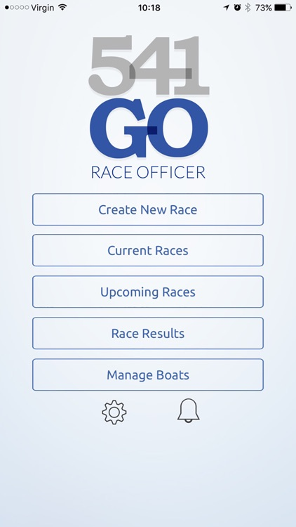 541GO Race Officer screenshot-0