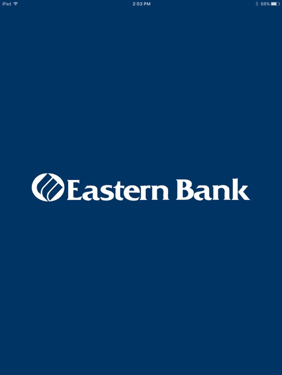 Eastern Bank Mobile for iPad