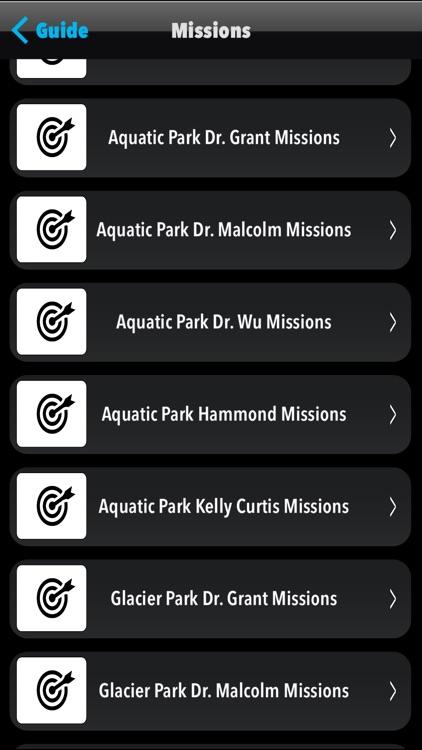 Guide+Walkthrough for Jurassic Park Builder (Unofficial) screenshot-3