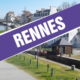 Rennes City Offline Travel Guide