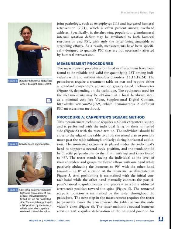 Strength & Conditioning Journal screenshot-3