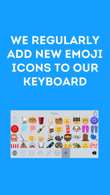 Extra Emoji Icons screenshot-3