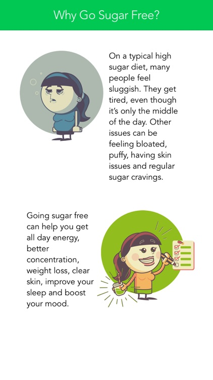 7 Day Sugar-Free Detox screenshot-0
