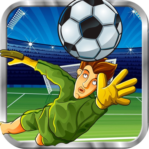 A Break the soccer block - The arcade action game