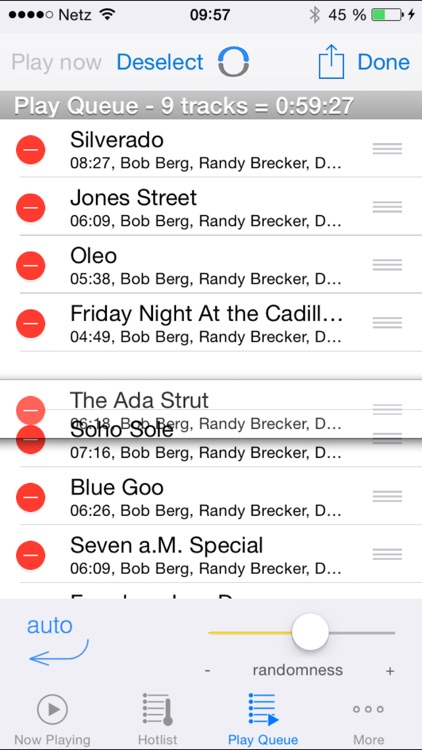 Ogopogo Music Player - the smart mp3 player screenshot-3