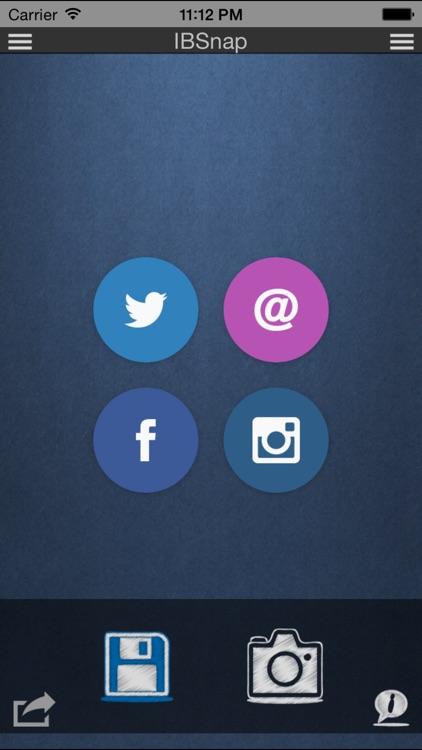 IBSnap - Remote control your iPhone and iPad camera screenshot-3