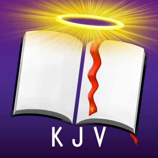Touch Bible (KJV Holy Bible)