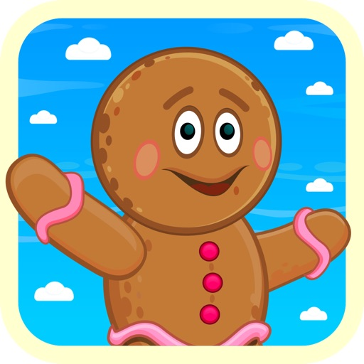 Crazy Gingerbread Skater