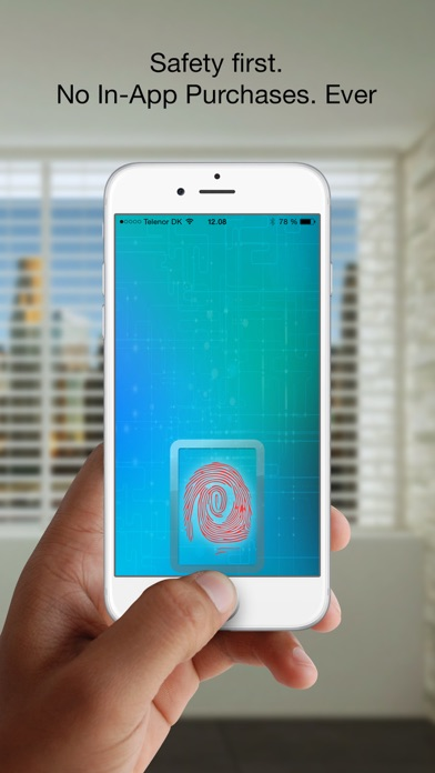 Touch ID Camera Security Manager: Hide Private Secret Photos + Documents screenshot four