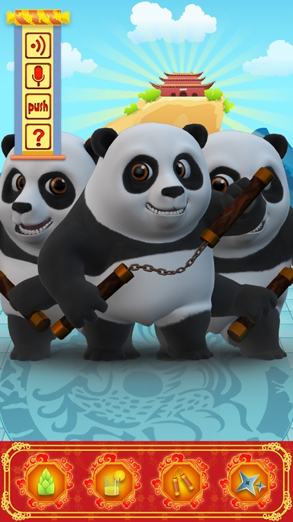 Talking Bruce the Panda screenshot-3