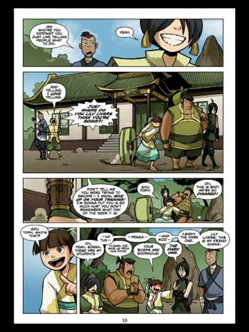 Avatar The Last Airbender The Promise Part 2 By Gene Luen Yang