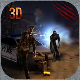 Police Sniper vs Zombie Attack: Undead Apocalypse Survival