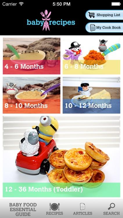 Baby Recipes & Health