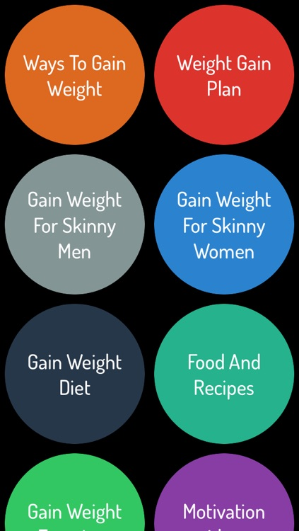 How To Gain Weight - Ultimate Guide