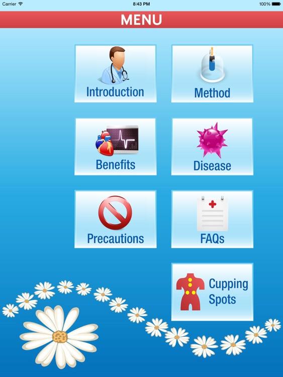 Cupping Therapy - Al Hijamah Preventive Medicine screenshot-4