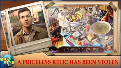 Off the Record: The Italian Affair - A Hidden Object Detective Game screenshot two
