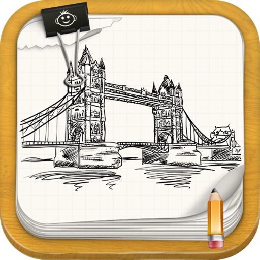 Learn To Draw : World Wonders