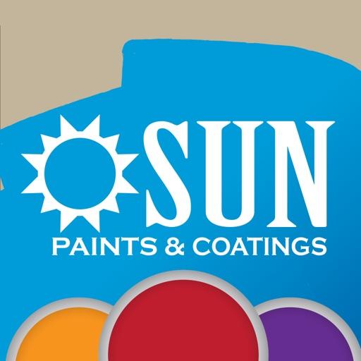 Sun Paints Color Designer