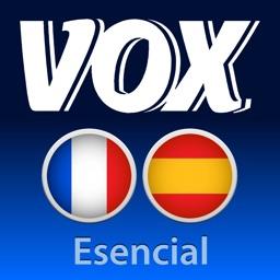 Diccionario Esencial Français-Espagnol/ Español-Francés VOX