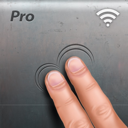 Remote Control Pro - Wireless trackpad, keyboard & numpad