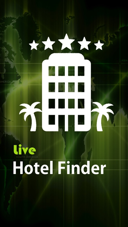 Hotel Finder - World Live Booking Status