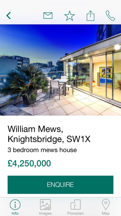 Foxtons Property Search