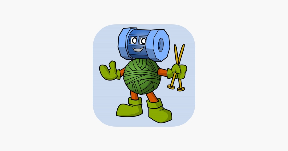 Knitting buddy on the app store knitting buddy on the app store fandeluxe Image collections