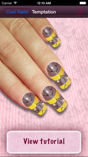 Cool Nail Art Nail Design Tutorials On The App Store