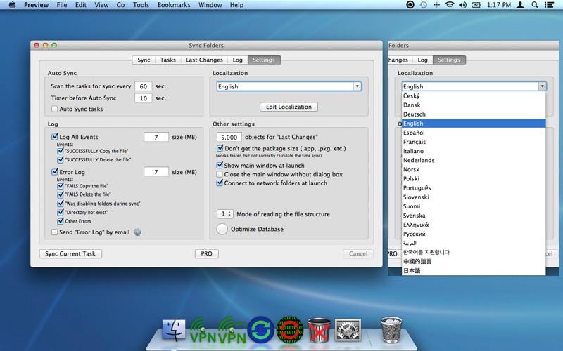 Screenshot #3 pour Sync Folders