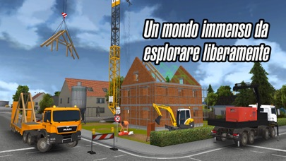 Screenshot for Construction Simulator 2014 in Italy App Store