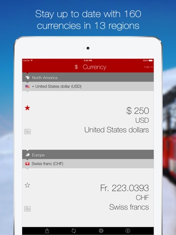 Convertible - Unit & Currency Converter (convert almost anything) Screenshot