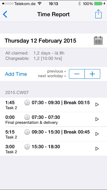 Mobile Project Manager screenshot-3