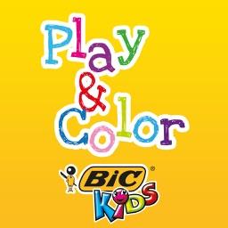 Bic®Kids Play & Color