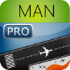 Manchester Airport +Flight Tracker HD MAN