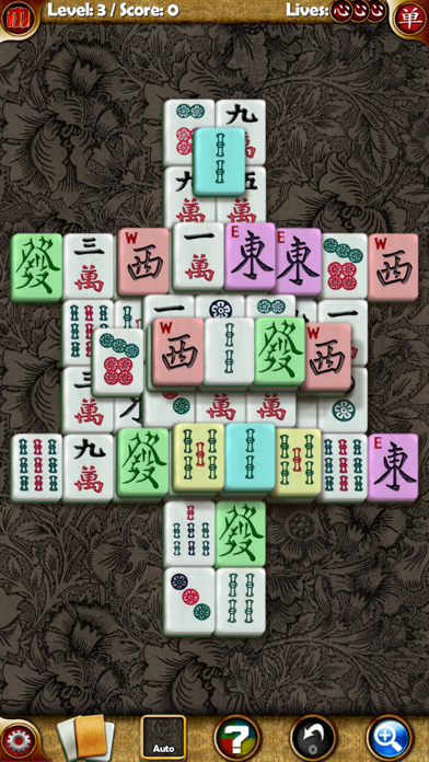 Random Mahjong screenshot one