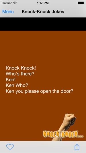 Knock-Knock Jokes! on the App Store