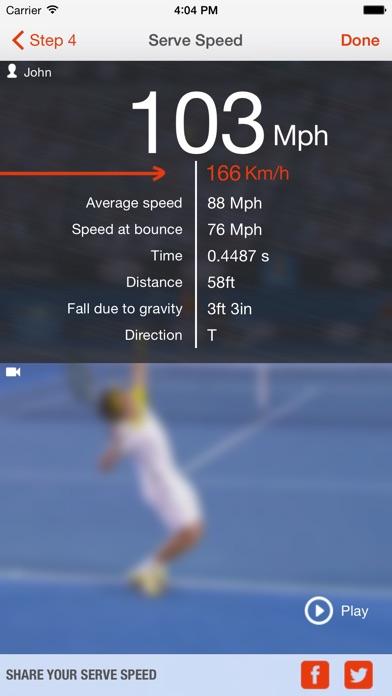 ServeSpeed screenshot1