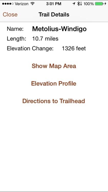 Bend Trails screenshot-3