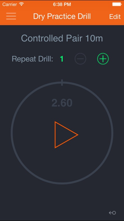Dry Practice Drill screenshot-4