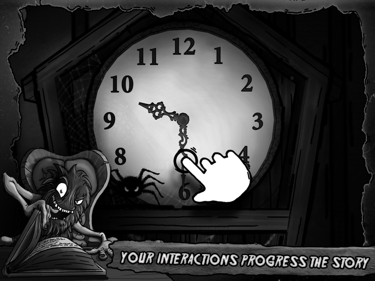 The Bedsby Tales: Spooky Short Stories with Monsters, Myths, Ghosts and More! screenshot-3