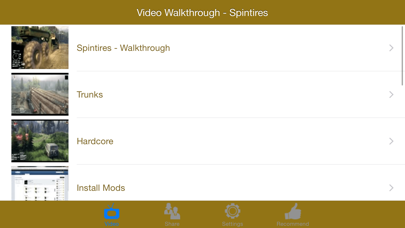 Video Walkthrough for Spintiresのおすすめ画像1