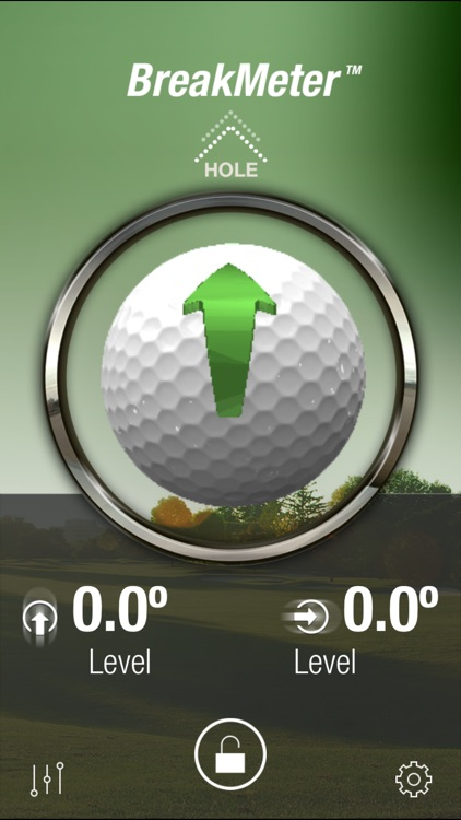 BreakMeter - the Golf Green Reader