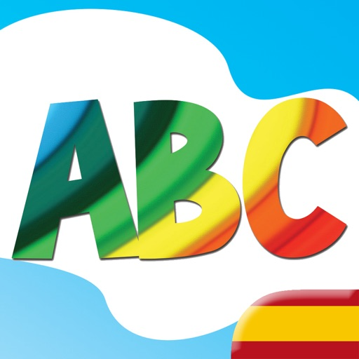 ABC para los Niños Learn Letters Numbers and Words in Spanish
