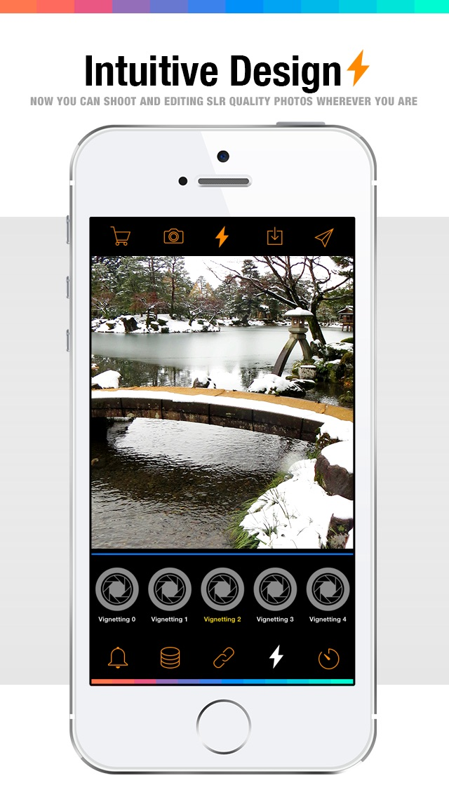 Screenshot #3 pour Live FX - camera effects plus photo editor