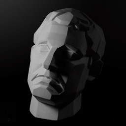 Cast Drawing - The Head