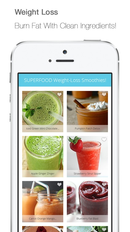 PRO! Healthy Detox Smoothies, Protien Shakes & Clean Vegetarian Juice Recipes screenshot-3