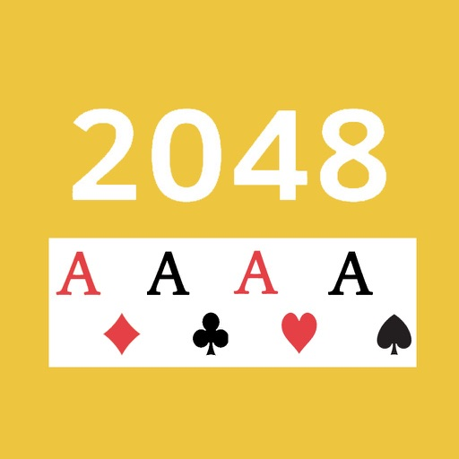2048 & Solitaire icon