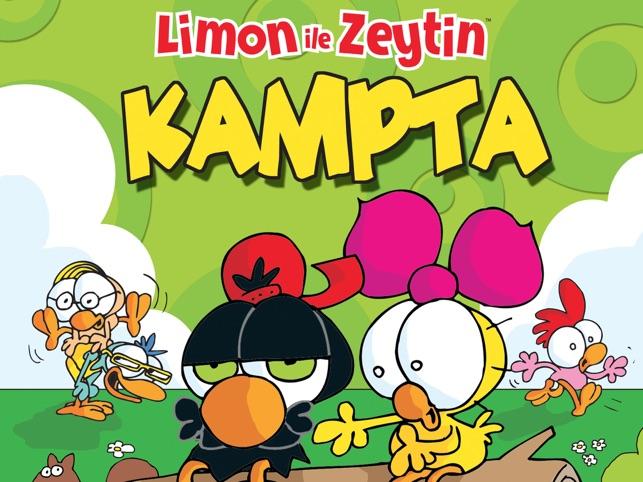 Limon Ile Zeytin Kampta On The App Store